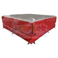 Trampoline Park Airbag Gymnastics Airbag for Foam Pits