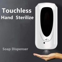 1000ML Hand Sanitizer Machine. Automatic Hand Soap Dispenser. Wall Mounted