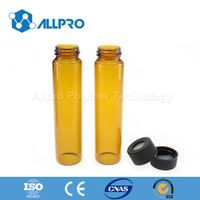 24-400 60ml amber storage vial