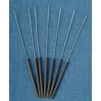 acupuncture needle with stainless steel handle