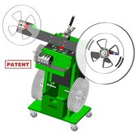 Dual Auto Rewinding Machine (DAR-1322)