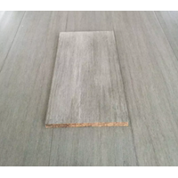 Light grey color strand woven indoor bamboo flooring