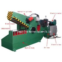 Q43-4000 Hydrualic Metal Scrap Shear