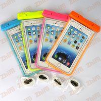 High quality waterproof travelling mobile phone waterproof bags