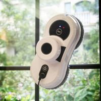 2016 intelligent high building window cleaning robot hot sale auto window cleaner magic window clean