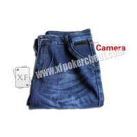 XF Jeans Label Poker Scanner For Poker Analyzer/Poker Cheating Devices