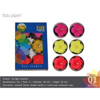 Tea Light Jaswanti Candles