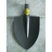 Steel round digging shovel S520