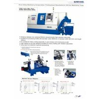 CNC linear way lathe EMCL200/200A/200L thumbnail image