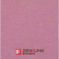 Cotton polyester interloop fleece farbic for garment