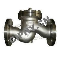 CARBON STEEL OR STAINLESS STEEL LIFT CHECK VALVE BOLTED BONNET DESIGN thumbnail image
