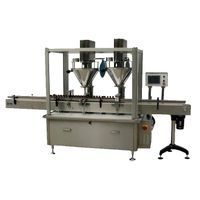 GF-2 Two Heads Powder Filling Machine