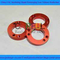 China CNC processing factory