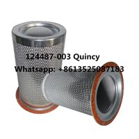 Replacement air oil separator filter 124487-003 for Quincy thumbnail image