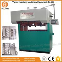 Double rotary used egg processing equipment