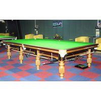 Popular 12 ft Wiraka Berlin M1 UK Commercial Snooker Table thumbnail image