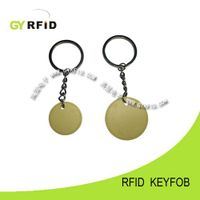 Keytag KEA30 can be with LF, HF, UHF chips for access control applications (GYRFID)