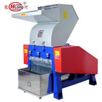 Hot sale powerful plastic crushing machine/plastic shredder with CE approved