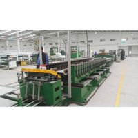 China Professional Manufacture Side Panel U-shell Roller Forming Line