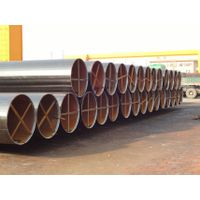 ASTM A53 Gr B 610 ERW Pipe Sch STD Beveled thumbnail image