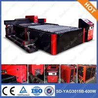 SD-YAG3015B-600W CNC Automatic Pipe Cutting Machine,Metal Tube Laser Cutting Machine thumbnail image