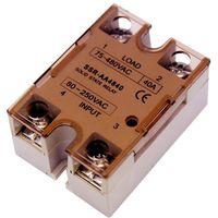 SHUYI SSR-3AA series 125aa ac control ac three-phase ac control ac three-phase solid state relay thumbnail image