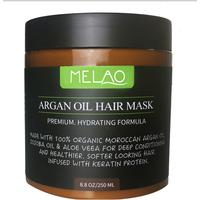 Top quality natural organic hair repair argan oil hair mask private label