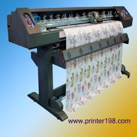 Weihang MJ1600 Digital Inkjet Printer for Roll Materials