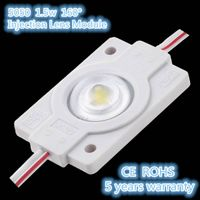 epistar led module waterproof led module injection lens module dc12v