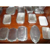 household aluminum containers