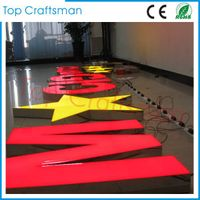 lluminated Customized led channel letter shop sign