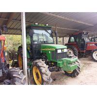 used John Deere tractor