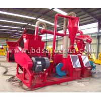 Used Cable Wire Recycling Machine Cable Recycling Plant Cable Shredder