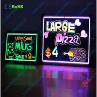 led illuminated display board
