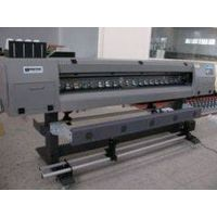 Eco-solvent printer with Epson DX5 head for indoor and out door