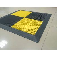 pvc soft interlocking grille