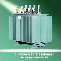 800KVA 3 Phase Oil Immersed Electrical Distribution Transformer