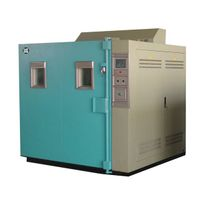Solar Energy PV Device Test Chamber