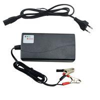 12V 1.8A Lead Acid Battery Charger for 12V 7-15Ah SLA VRLA AGM GEL batteries