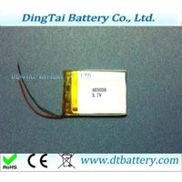 DTB403030 300mAh 3.7V power tool lithium ion polymer battery cell
