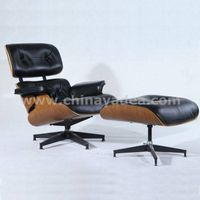 Buy full leather Eames lounge chair  from factory
