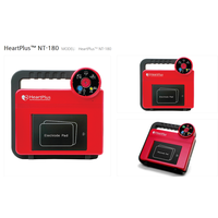 Medical Emergency Equipment, AED (Automatic External Defibrillator) HeartPlus thumbnail image