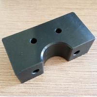 plastic slider,custom plastic block