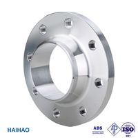ASTM A105 carbon steel pipe forged flanges
