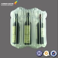 Wholesale price new design wine bottle bag plastic packaging bag