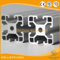 Industrial 3535 T Slot Aluminum Profile for Aluminum Extrusion Framing