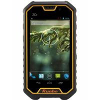 "Runbo X6/ Rugged smartphone/ Unlocked/ Waterproof IP67/ Shockproof /Dustproof/5"" IPS Gorilla/ Ba"