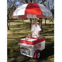 Hot  dog mobile cart