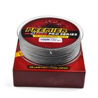 Multifiber Line Braided 100M PE Durable Dyneema salt water & freshwater Fishing Line thumbnail image
