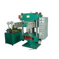 Four Pillars Rubber Vulcanizing Press Machine Rubber Curing Machine thumbnail image